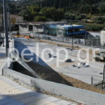 Πάτρα: Ολοκληρώνεται η πλατεία στα Ανω Συχαινά - Εργα σε όλη τη συνοικία ΦΩΤΟ