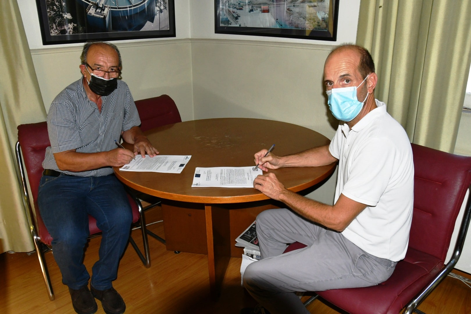 Πάτρα: Υπογράφτηκε η σύμβαση κατασκευής δικτύου αποχέτευσης λυμάτων που αφορά την Πλαζ και το Έλος