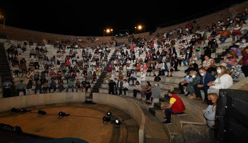 Ρωμαϊκό Ωδείο της Πάτρας: Ξεκίνησε η ενότητα «Τα θεατρικά σχήματα της πόλης παρουσιάζουν» - Δείτε το πρόγραμμα