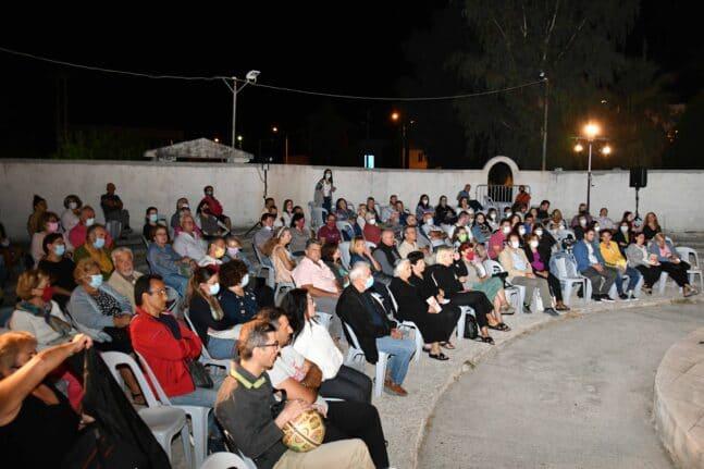 """Φεστιβάλ Ερασιτεχνικού Θεάτρου: """"Σαν Παλιά Γειτονιά"""" από τις Γραμμές Τέχνης"""