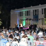 Διεθνές Φεστιβάλ Πάτρας: Όταν η μουσική και το τραγούδι συνάντησαν την αλληλεγγύη και οι μνήμες τον Μίκη Θεοδωράκη