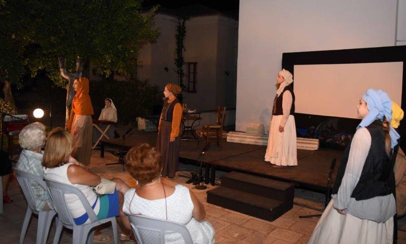 """Πάτρα: Πρεμιέρα για την παράσταση """"Ο φερετζές της Ζαφειρίτσας"""""""