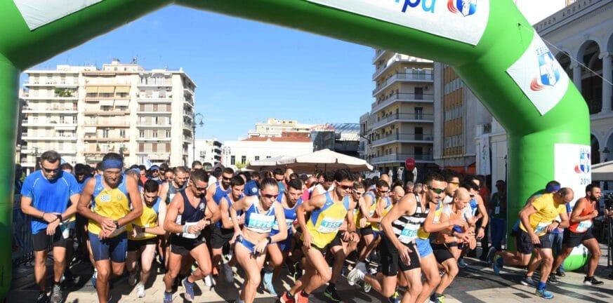 Run Greece: «Η Πάτρα έδειξε τις δυνατότητές της»