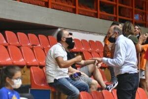 Ο Προμηθέας νίκησε 86-77 το Λαύριο - Στο «Τόφαλος» ο Λιόλιος - Φωτογραφίες