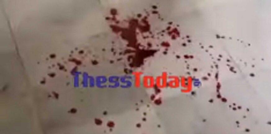 ΕΠΑΛ Σταυρούπολης: Αίματα στον διάδρομο του σχολείου - Τι δείχνει βίντεο