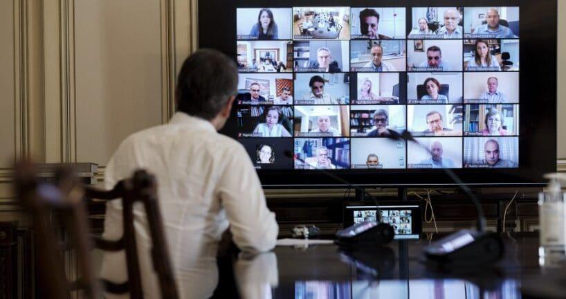 «Τέλος» η Επιτροπή των Ειδικών - Τι σηματοδοτεί η απόφαση - Αλλαγές στην ενημέρωση