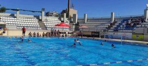 Ο ΝΟΠ πρόσκληση και μήνυμα για το κολυμβητήριο του