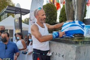 Σπάρταθλον: Ο Χ. Κατσιρόπουλος, οι Πατρινοί και η «Φλόγα»