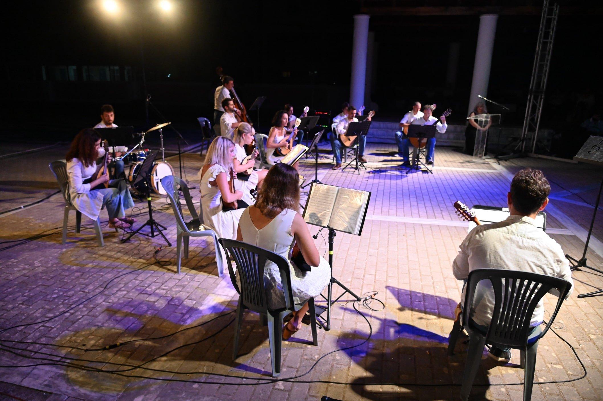 Vibrato: Ένα μουσικό οδοιπορικό στο πάρκο Σ.Π.Κ. του Πύργου