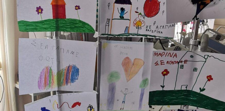 Πάτρα - Ατύχημα κάρτ: Πώς έδιναν δύναμη στον 6χρονο Φώτη, φίλοι και συμμαθητές του