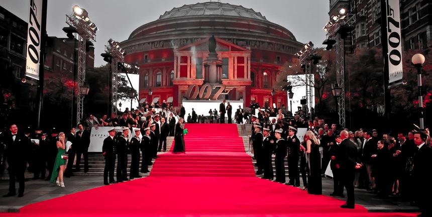 «No Time To Die»: Παγκόσμια πρεμιέρα της ταινίας του 007 στο Λονδίνο - ΦΩΤΟ