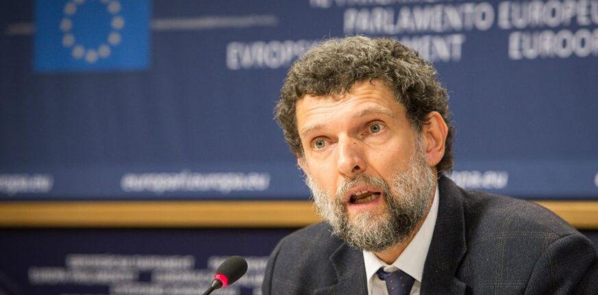 Συμβούλιο της Ευρώπης: Απειλεί με κυρώσεις την Τουρκία αν δεν αποφυλακίσει τον Οσμάν Καβαλά