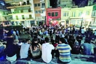 ΣΚΕΑΝΑ: Στο πρώτο πάρτι, ανοίξαμε