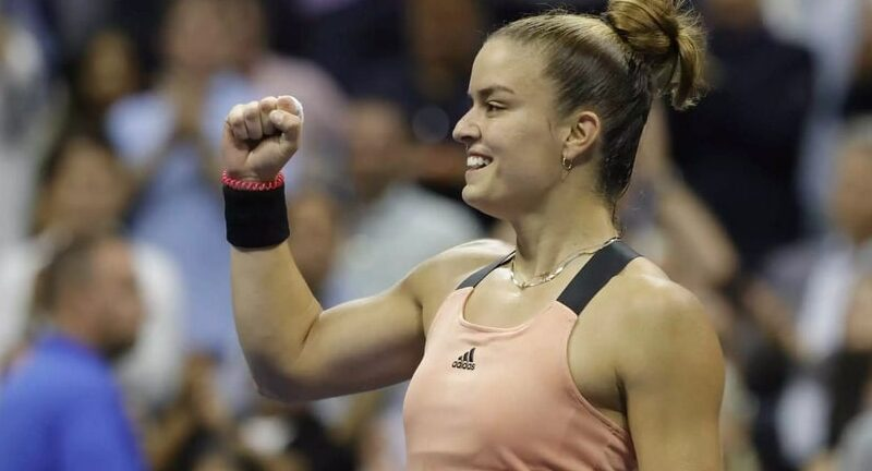 Η Μαρία Σάκκαρη αγχώθηκε κι έμεινε εκτός τελικού του US Open
