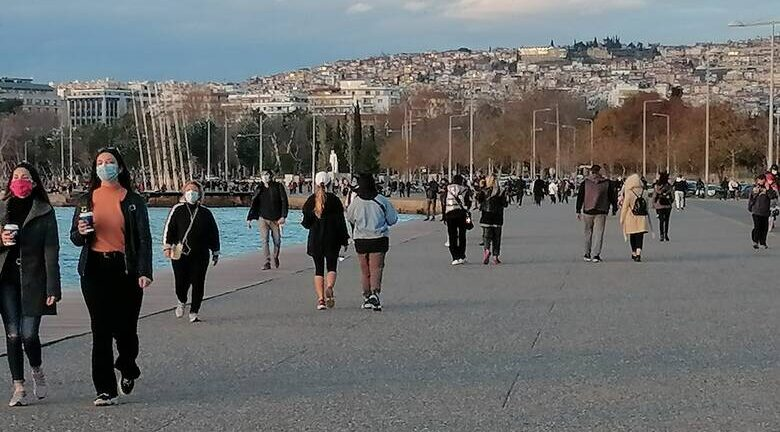Εισήγηση των ειδικών για lockdown στη Θεσσαλονίκη - Ποια τα μέτρα