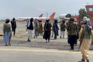 Αφγανιστάν: Συμφωνία με τους Ταλιμπάν για να επιτρέψουν σε αλλοδαπούς να αναχωρήσουν από τη χώρα
