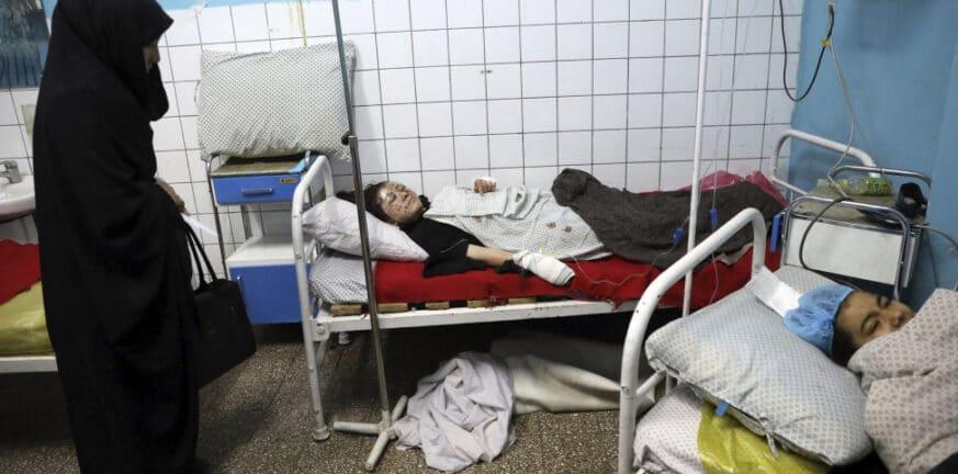 Αφγανιστάν: Εκατοντάδες ιατρικές εγκαταστάσεις σε άμεσο κίνδυνο διακοπής λειτουργίας