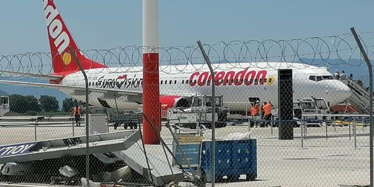 Αεροδρόμιο Ακτίου: Αύξηση 103% σε σχέση με το 2020