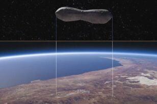 asteroid kleopatra grab