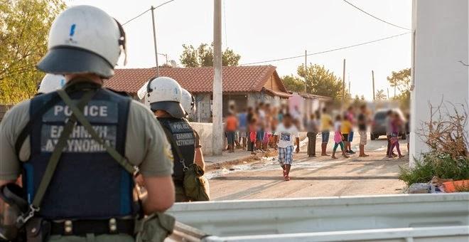 Αχαΐα: Τέλος στο «άβατο» των καταυλισμών