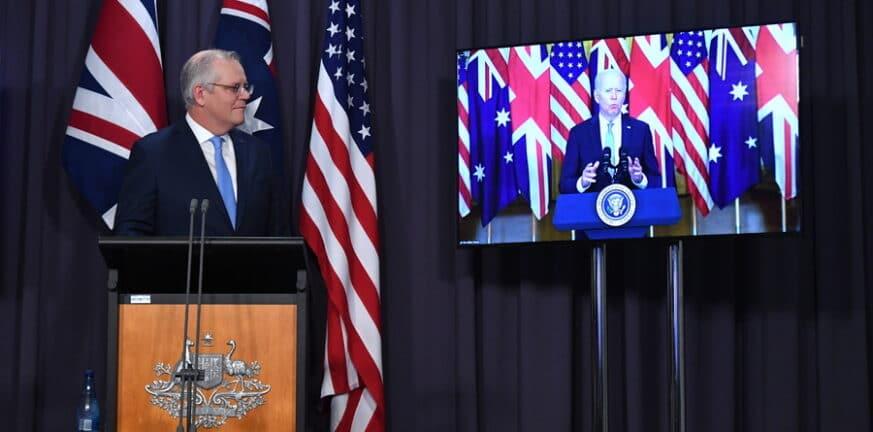 AUKUS: Τι απαντά η Αυστραλία στη Γαλλία για τα υποβρύχια