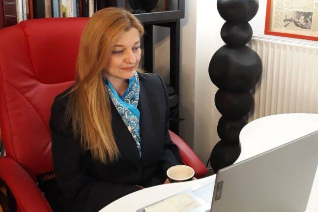 Αυγερινοπούλου για τη νέα ρύθμιση οφειλών: «Ανάσα» για τους πολίτες η Κυβερνητική παρέμβαση για τα χρέη των οφειλετών