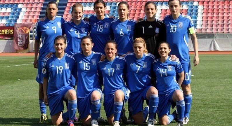 H Εθνική Γυναικών με τη Γαλλία στο Παμπελοποννησιακό