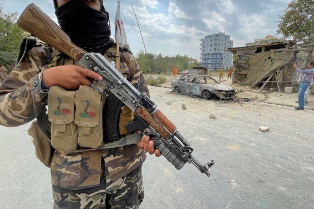 car rocket afghanistan2 reuters 2048x1284 1