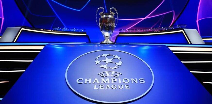 Ωρα Champions League με μεγάλα παιχνίδια