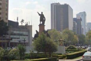 colombus statue mexico
