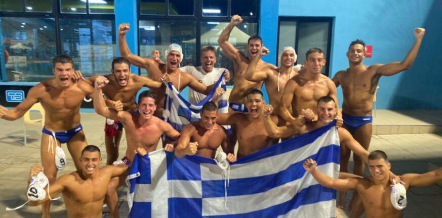 Στον μεγάλο τελικό Αλμύρας, Μπιτσάκος και Εθνική πόλο Κ17!