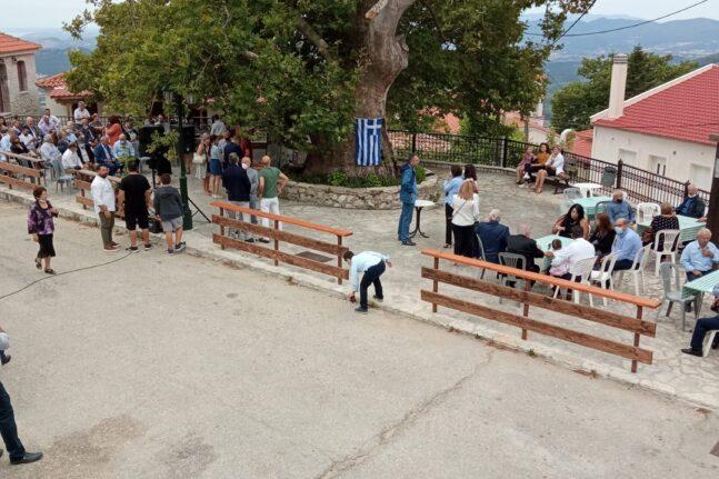 Ερύμανθος: Ο «Πλάτανος του Γιαννιά» στο Δίκτυο Αιωνόβιων Δέντρων Ελληνικής Επανάστασης ΦΩΤΟ
