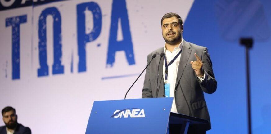 Παύλος Μαρινάκης στην «Π»: Νέο, διπλό «πακέτο» για όλους τους νέους