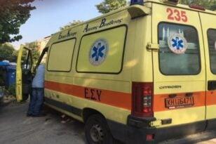 Κέρκυρα: Κρατούμενος έβγαλε σχάρα από φρεάτιο και επιτέθηκε σε διασώστη του ΕΚΑΒ