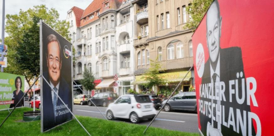 Γερμανία - Εκλογές : Οι αναποφάσιστοι «κρατούν» το κλειδί των αποτελεσμάτων - Στις 19:00 τα πρώτα exit poll