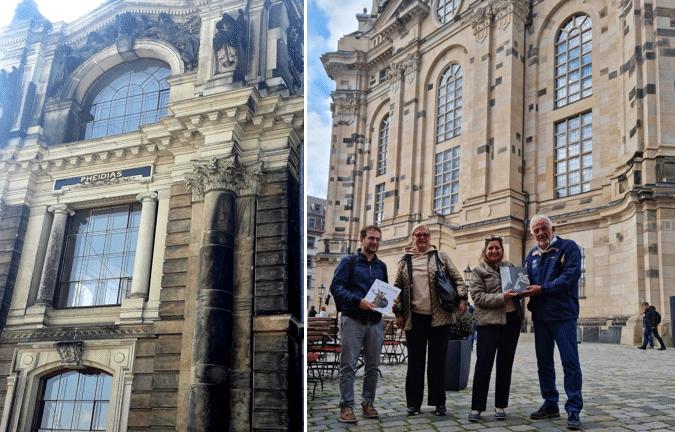 Ο Σύλλογος Καλών Τεχνών Πάτρας «Κωστής Παλαμάς» στις Ελληνικές Κοινότητες του Βερολίνου και της Δρέσδης