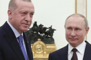 Συνάντηση Πούτιν-Ερντογάν: Στο επίκεντρο ενεργειακή και αμυντική συνεργασία