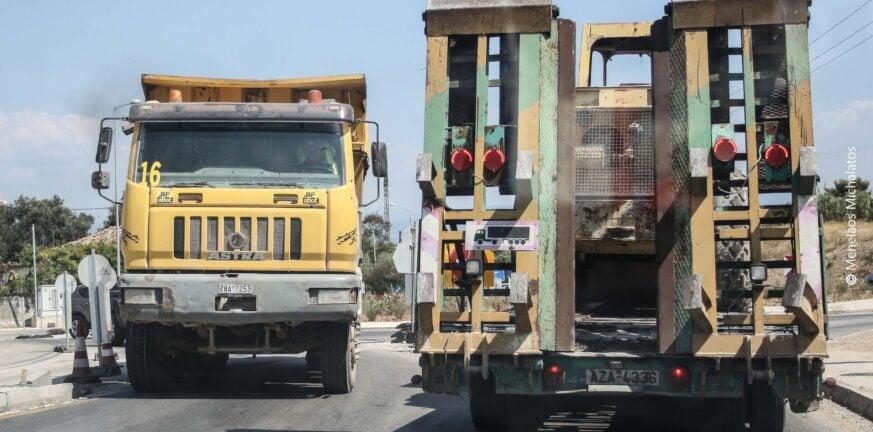 Αχαΐα: Οι ανατιμήσεις των υλικών θα γκρεμίσουν εργολήπτες