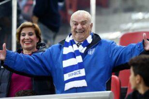 Πέθανε ο Εθνικάρας, θλίψη στο Ελληνικό ποδόσφαιρο