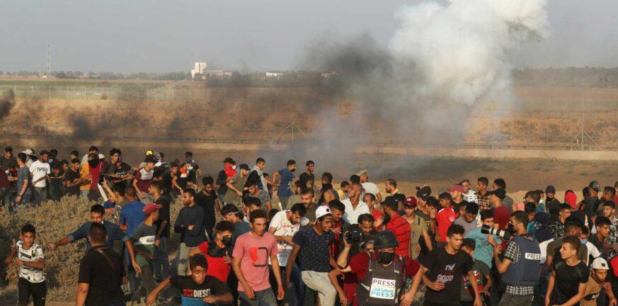 Λωρίδα της Γάζας: Νεκρός Παλαιστίνιος από πυρά του ισραηλινού στρατού