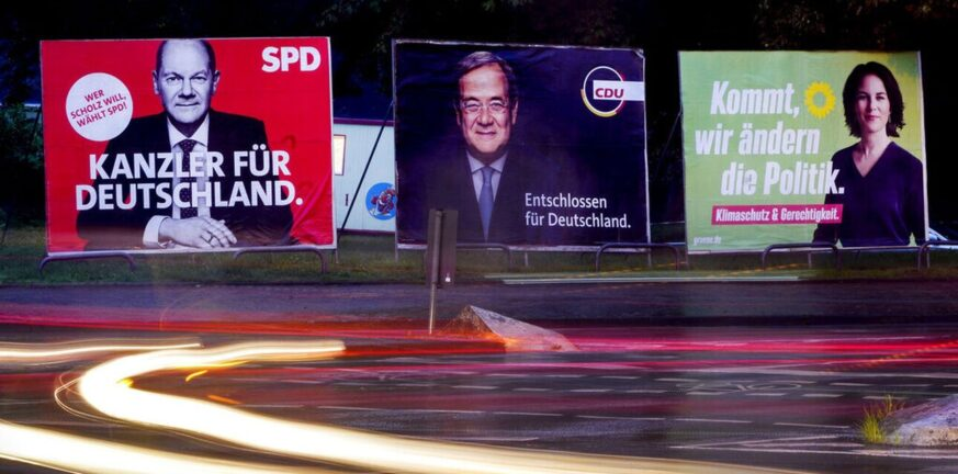 Εκλογές στη Γερμανία: Δημοσκόπηση δείχνει πως δεν έχει κριθεί το αποτέλεσμα