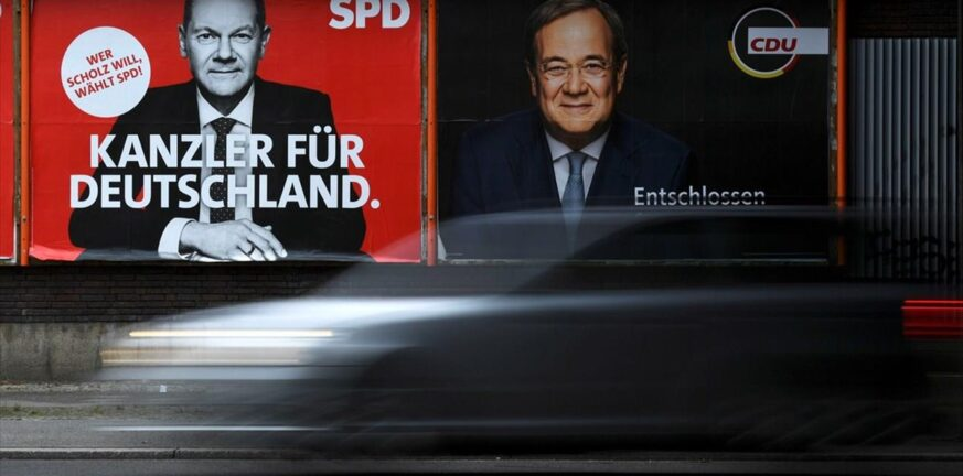 Γερμανία - εκλογές : «Θρίλερ» δείχνουν τα exit polls – Ισοπαλία για Σολτς και Λάσετ ΝΕΟΤΕΡΑ