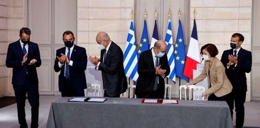 Συμφωνία Ελλάδας – Γαλλίας: Όλο το κείμενο, οι προβλέπεις και το «μήνυμα» στην Τουρκία