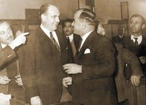 60 χρόνια «Ενωσις Κέντρου»: Ο Γεώργιος Παπανδρέου και η ιστορία των Αχαιών Ζαΐμη, Βγενόπουλου και Δρούλια