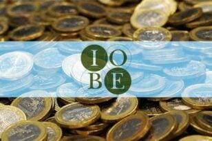 Εκτιμήσεις ΙΟΒΕ για ελληνική οικονομία: Προβλέπει ανάπτυξη 4% το 2022
