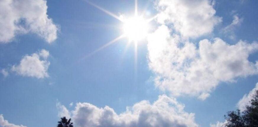 Καιρός: Καλοκαιρινό σκηνικό με θερμοκρασίες έως 37 βαθμούς - Πού θα βρέξει