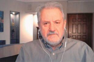 Καπραβέλος: «Αν δεν τηρήσουμε τα μέτρα θα βιώσουμε τραγωδία μέχρι τα Χριστούγεννα»