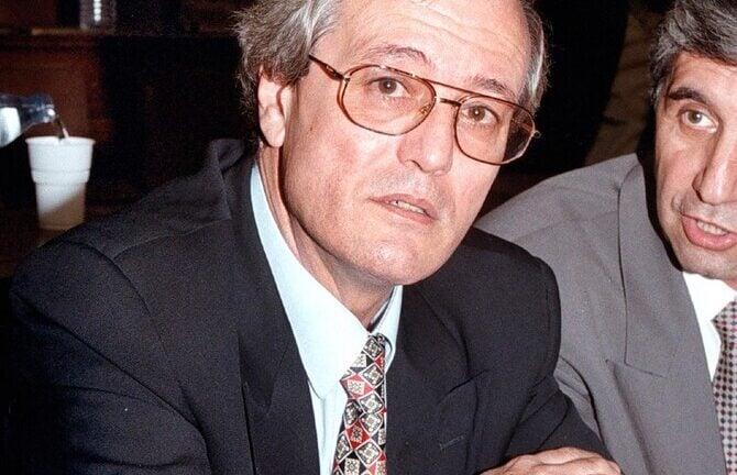 Πέθανε ο πρώην βουλευτής Κώστας Καραμηνάς