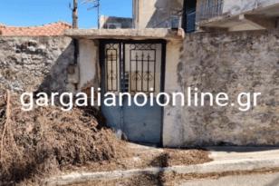 Μεσσηνία: Βρέθηκε τσιμεντωμένο πτώμα στην Κυπαρισσία