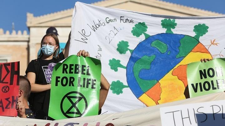 Η Ελλάδα ένωσε τη φωνή της με τον κόσμο στον αγώνα κατά της κλιματικής κρίσης